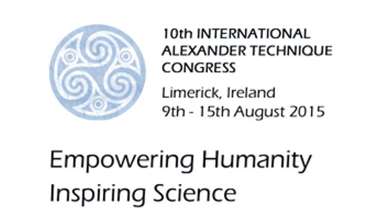 Limerick Congress 2015 – Short Introduction