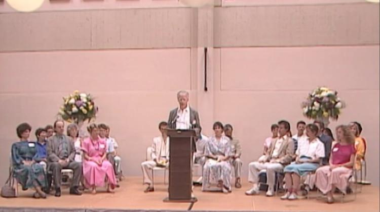Stony Brook Congress - 1986