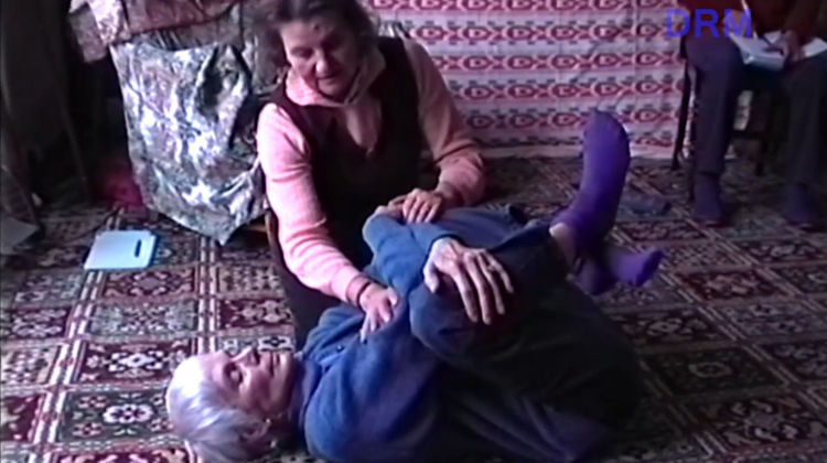 A Workshop with Jean Clark From Semi-Foetal to Fully Supine – short version