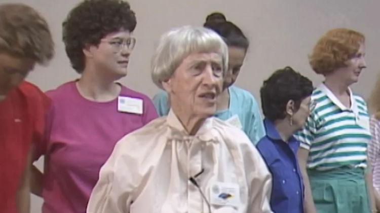 Stony Brook Congress 1986 – Marjorie Barstow Workshop 1