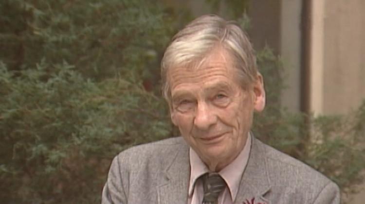 Stony Brook Congress 1986 – Interview Patrick Macdonald