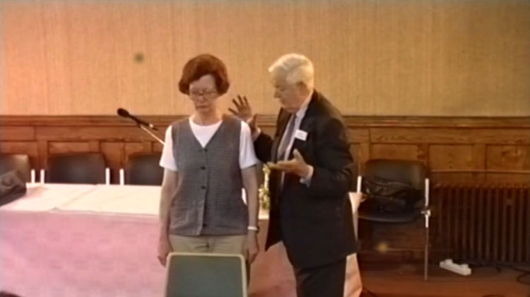A Workshop by Walter Carrington for Teachers of the Alexander Technique – Short Version